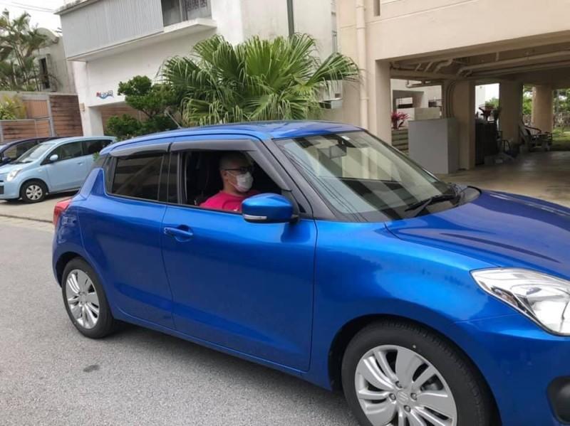 沖縄、ペーパードライバー、移住、運転